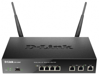 Маршрутизатор D-Link DSR-500AC